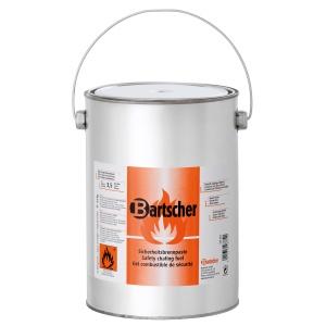 Hořlavá pasta Bartscher - kbelík