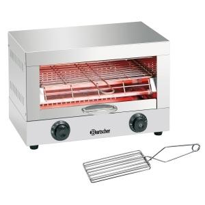 Toaster/zapékací přístroj, jednoduchý