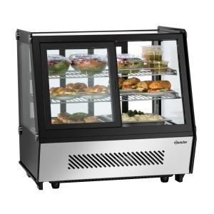 Chlazená vitrína Delli-Cool II D - oboustranné otvírání