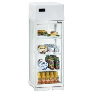Chladící minivitrína Slim-Line 80 litrů