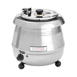 Kotlík na polévku DE LUXE - 9,0 litrů