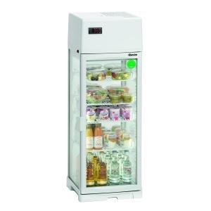 Chladící minivitrína - 80 litrů