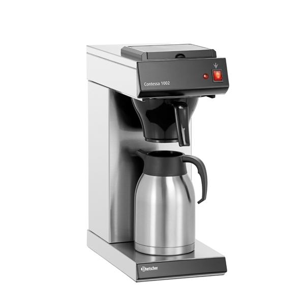 Kávovar s filtračními košičky Contessa 1002 - 2,0 litru