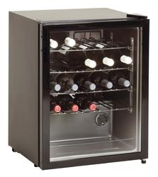 Chladicí minivitrína 58 litrů