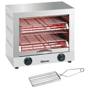 Toaster/zapékací přístroj, dvojitý
