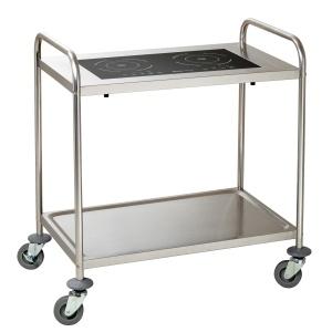 Indukční - servírovací vozík IKTS 35