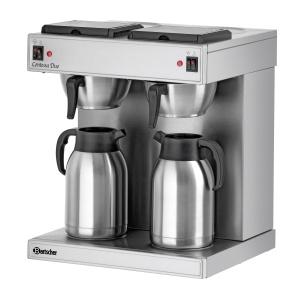 Kávovar dvojitý s filtračními košíčky Contessa  DUO
