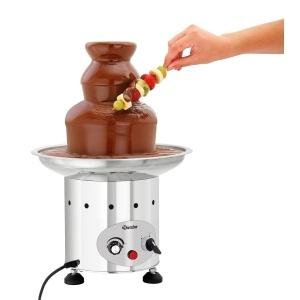 Fontána na čokoládu SB325 - 2,5 kg čokolády