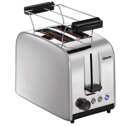 Toaster Silverline TS40