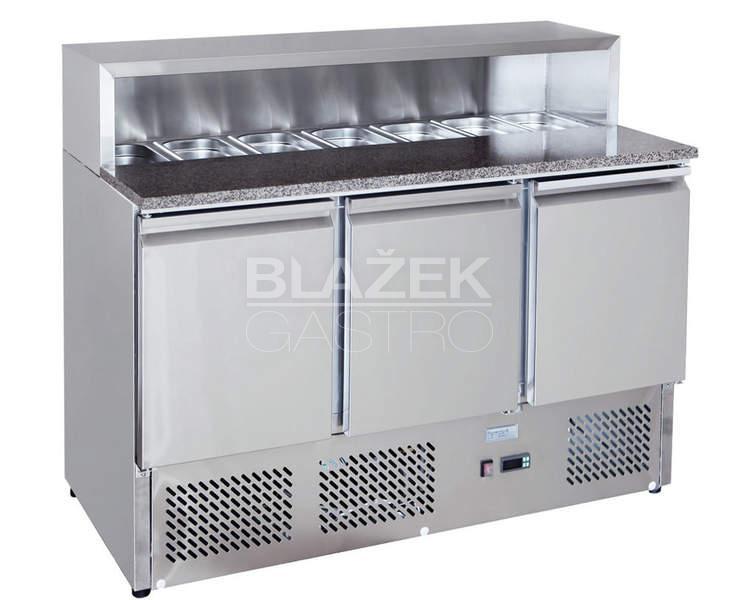 """Chladící stůl """"PIZZA - SALADETA"""" MPS-1370"""