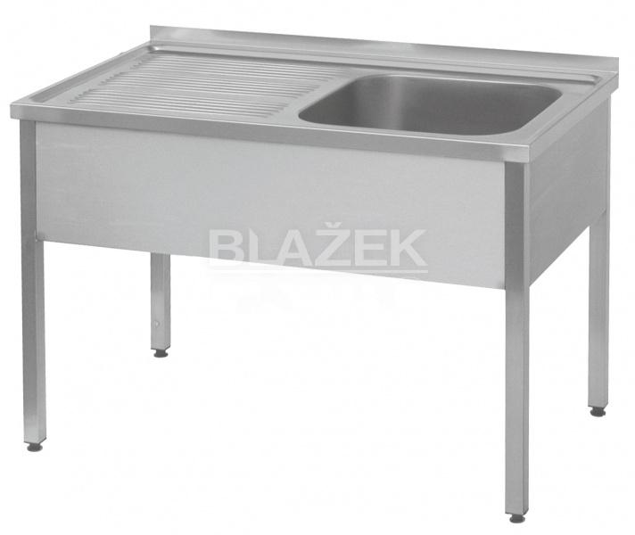 Dřez - 100x70, nádoba 50x50x30 cm