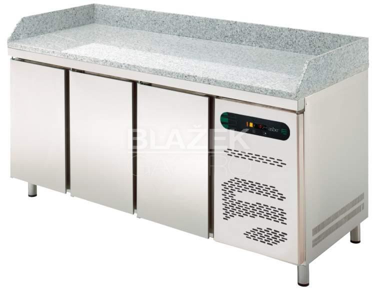 Pizza stůl Asber ETP7-180-30G