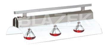 Lampa závěsná 2x250W
