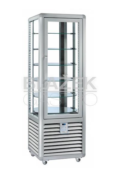 Chladící panoramatická vitrína ELEGANT 360 R