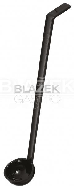 Naběračka černá - 30 cm