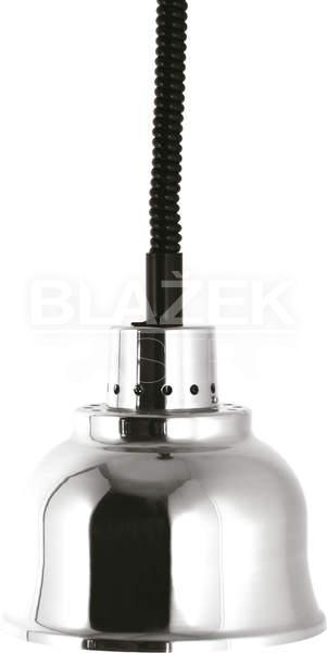 Lampa v provedení - chrom (