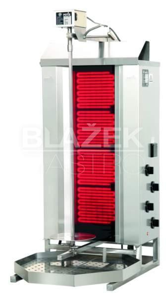 Gyros gril elektrický Potis CE4
