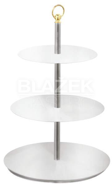 Etažér - pr. 32x48 cm