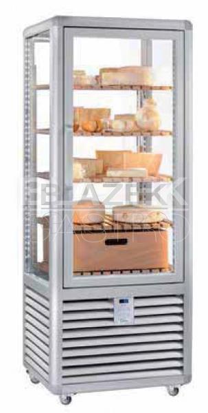 Chladící vitrína na sýry panoramatická  DELICA FR 427 L
