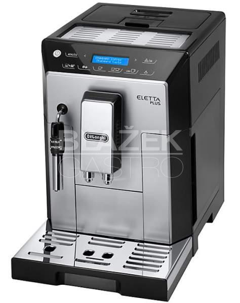 Automatický kávovar ELETTA PLUS ECAM 44.620 S
