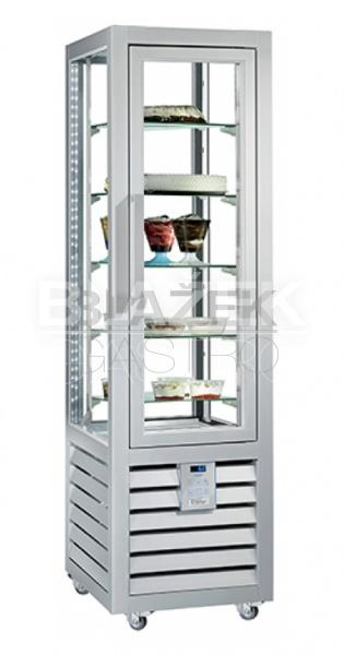 Chladící panoramatická cukrářská vitrína QUADRO NEO PSV 230 L
