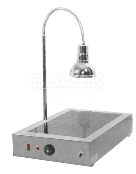 Infra-lampa K1