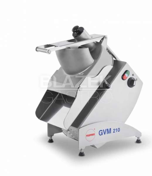 Krouhač zeleniny GVM 210 s nástavcem GVS