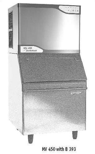 VYROBNIK LEDU MV450AS