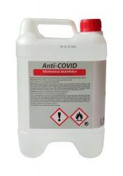 DEZINFEKCE ANTI - COVID